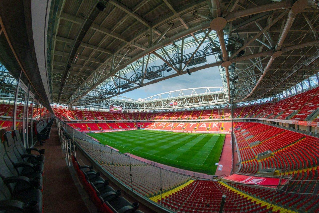 Обои для рабочего стола стадион открытие арена